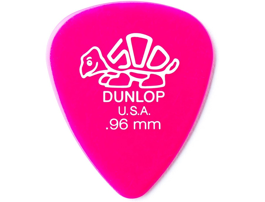 Dunlop Delrin 500 0.96mm Guitar Picks