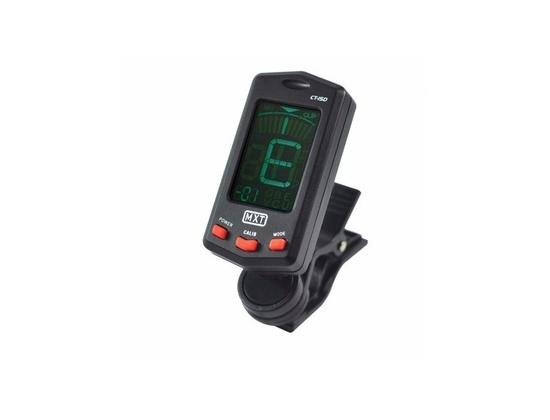 MXT CT-15D Clip Tuner