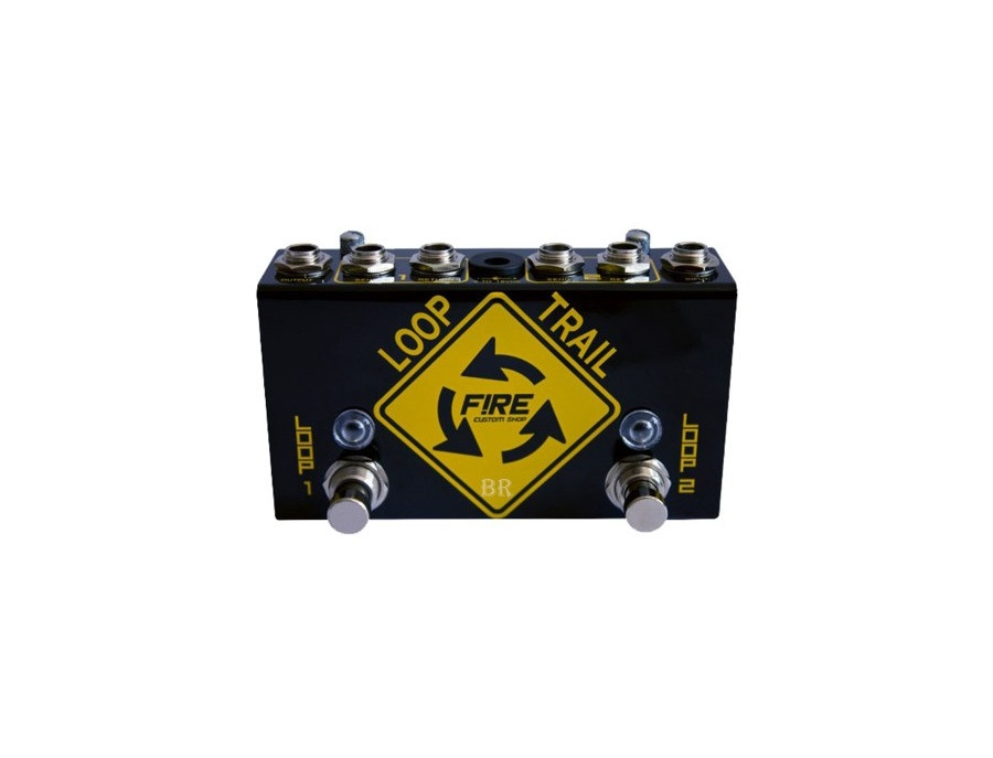 Fire Loop Trail Dual Looper Pedal