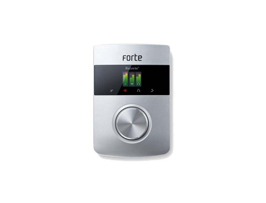 Focusrite Forte USB Audio Interface