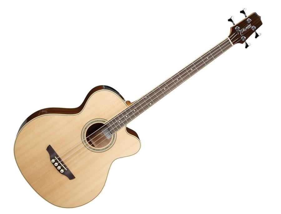 Takamine G-Series EGBS2S Cutaway Acoustic/Electric Bass