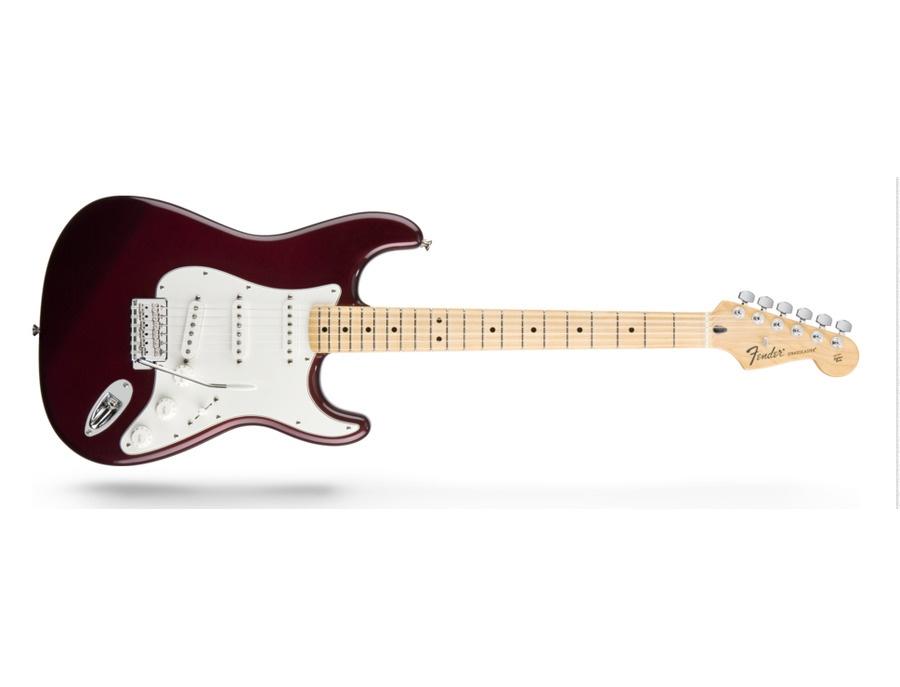 Fender Mexican Standard Stratocaster Midnight Wine Maple Neck