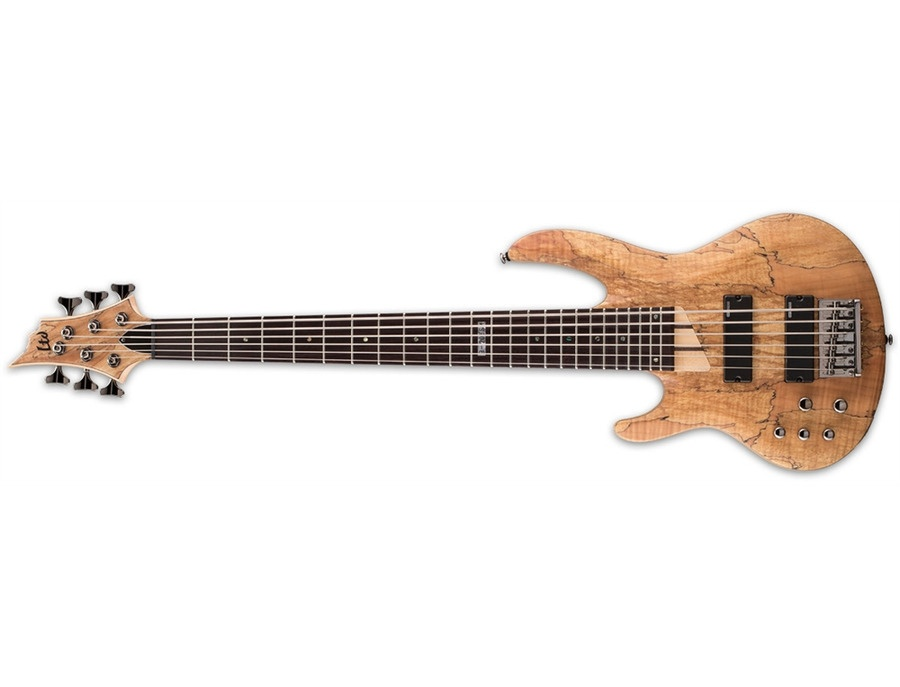 Ibanez 6 string ltd bass xl