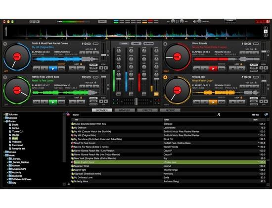 Numark Virtual DJ LE