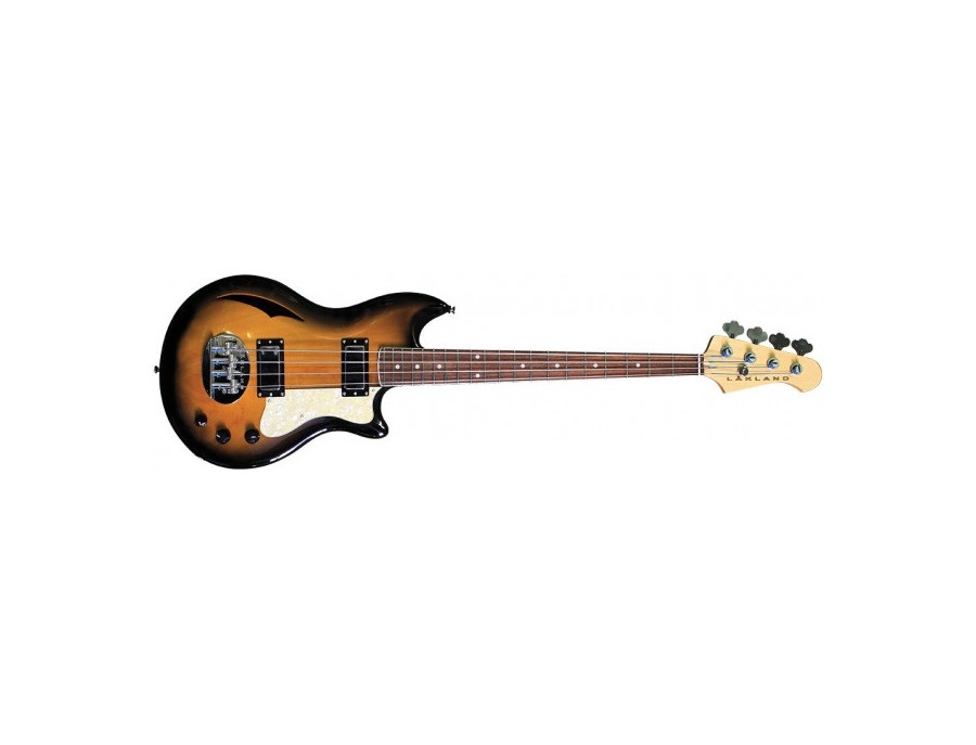 Lakland Skyline Hollowbody 30 Short Scale Bass