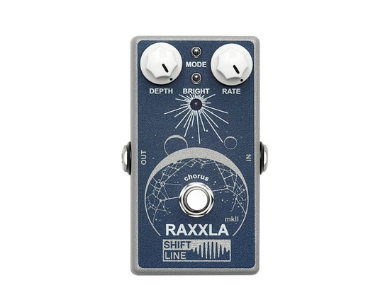 Shift line Raxxla mkII
