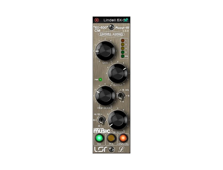 Lindell Audio 6X-500 CM