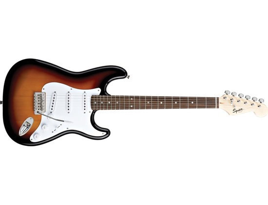 Squier Bullet Stratocaster Sunburst