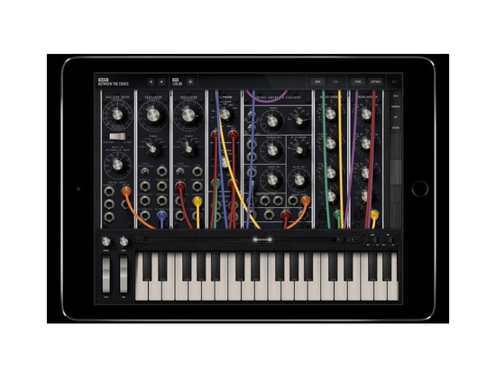 Moog Model 15 App for iPad, iPhone, and iPod touch