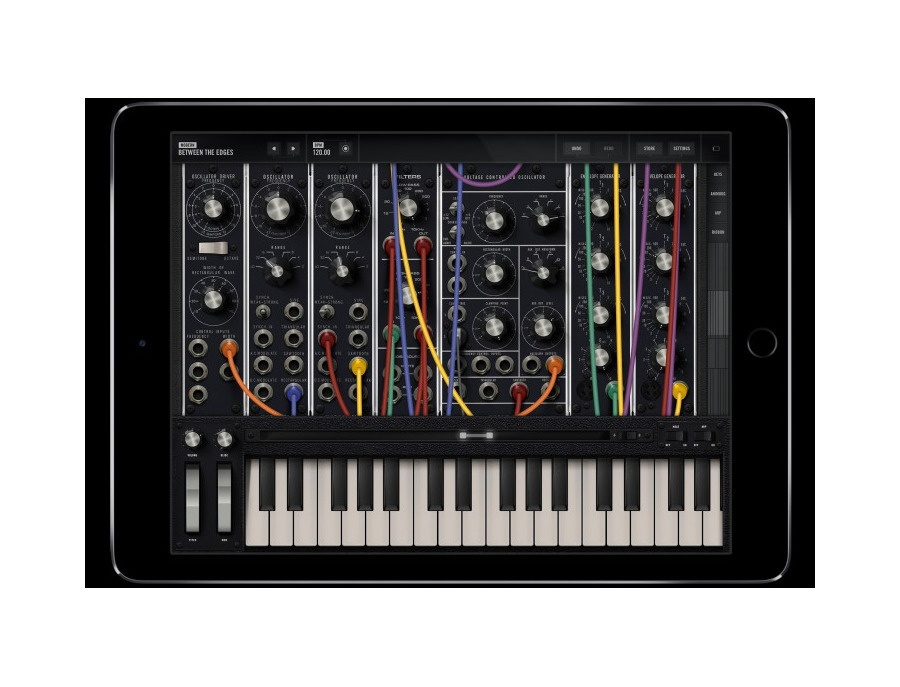 Moog model 15 app for ipad iphone and ipod touch xl