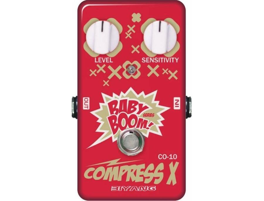 Biyang Co-10 Baby Boom Compress X