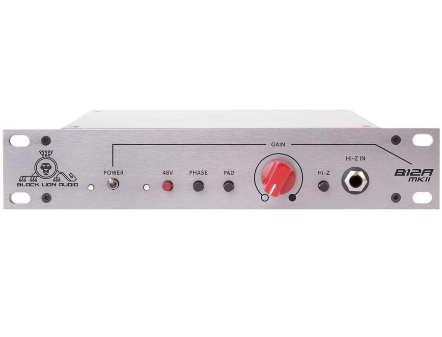 Black Lion Audio b12a