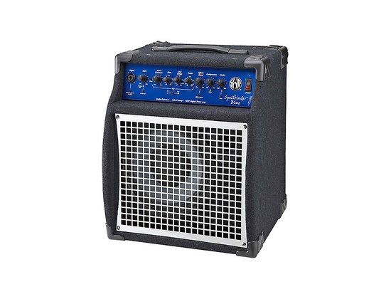 SWR Spellbinder Blue Bass Amp