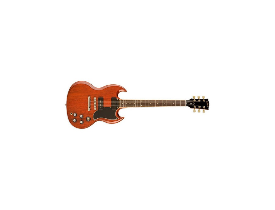 gibson sg 67 39 special reissue p90 reviews prices equipboard. Black Bedroom Furniture Sets. Home Design Ideas