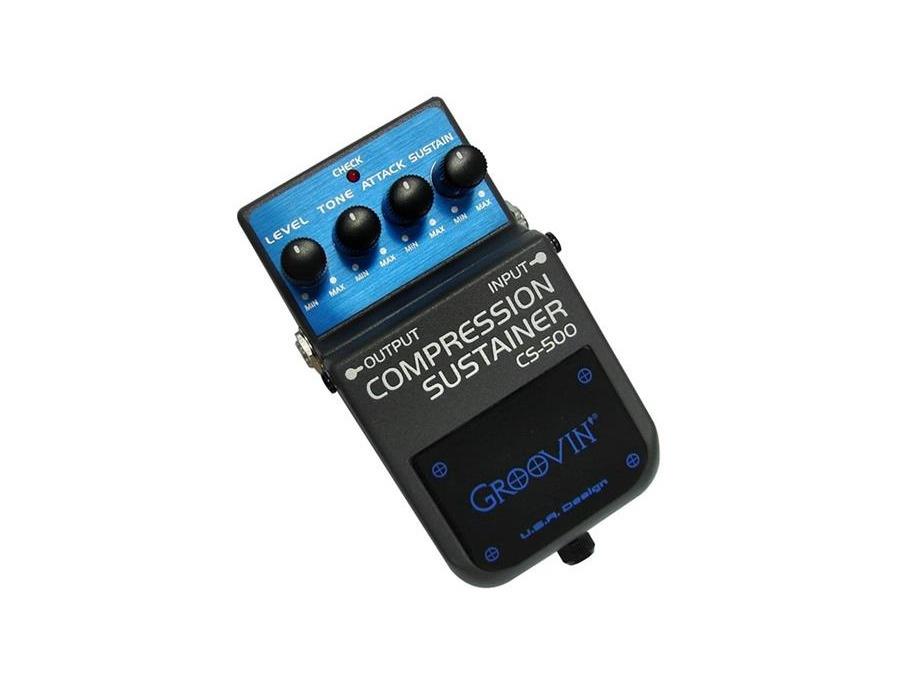 Groovin Compression Sustainer CS-500