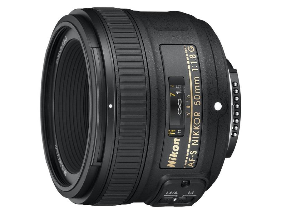 Nikon 50mm f/1.8G