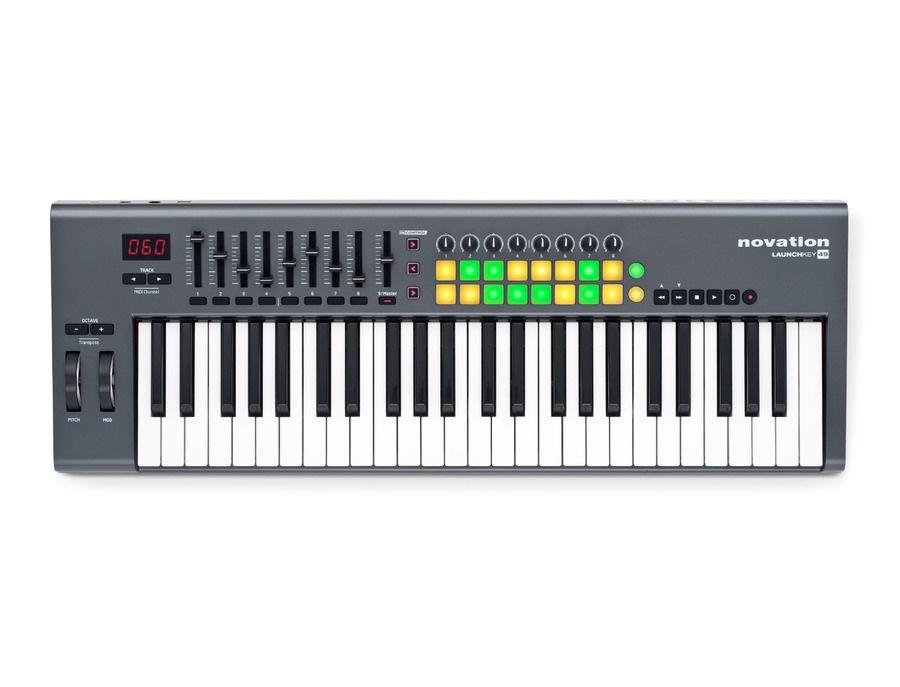 Novation launchkey 49 keyboard controller xl