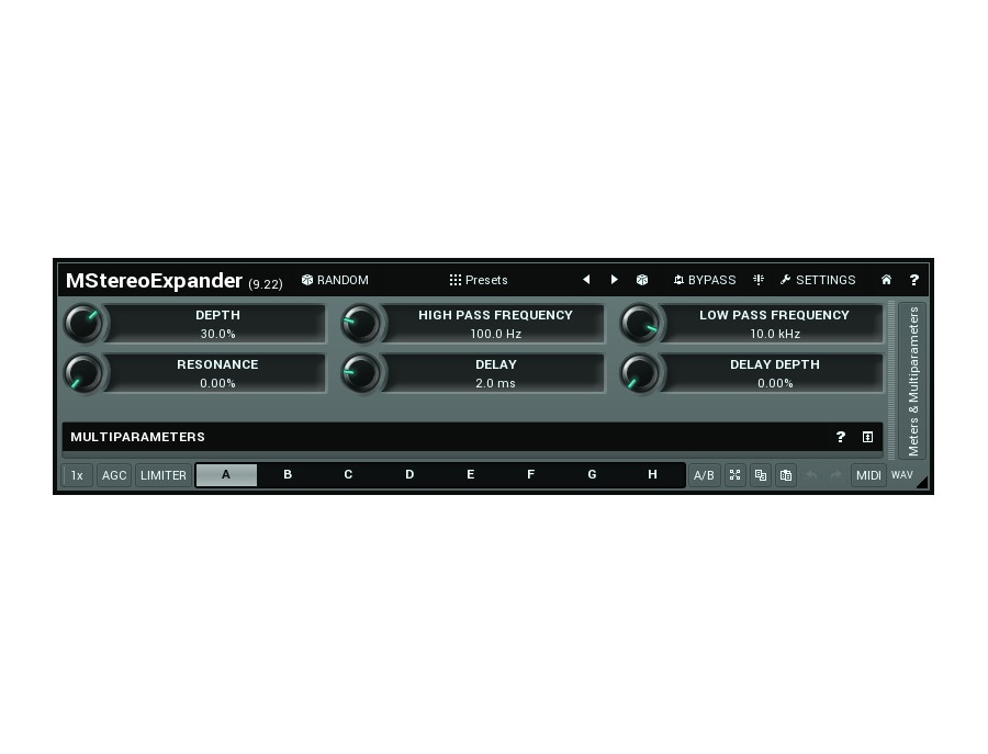 MeldaProduction MStereoExpander