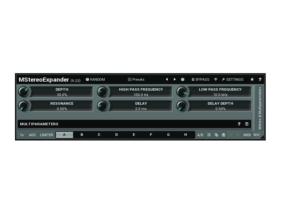 MeldaProduction MStereoExpander