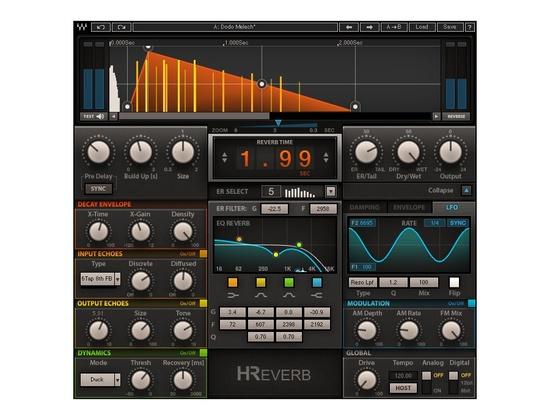 Waves H-Reverb