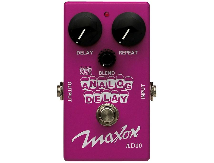 Maxon ad10 analog delay xl