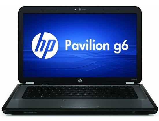 HP Pavillion G6