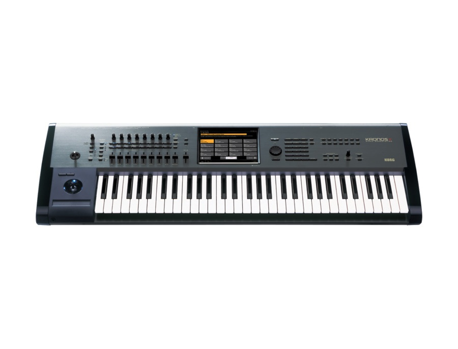Korg Kronos X 61-Key Music Workstation
