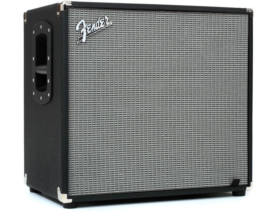 """Fender Rumble 115 - 1x15"""" 300-Watt Bass Cabinet"""