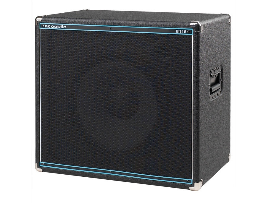Acoustic b115 bass cabinet xl