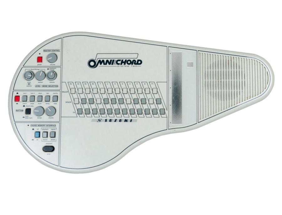 Suzuki omnichord om 84 system two xl