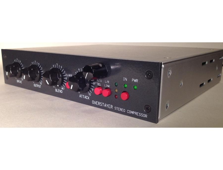 Overstayer Stereo Compressor