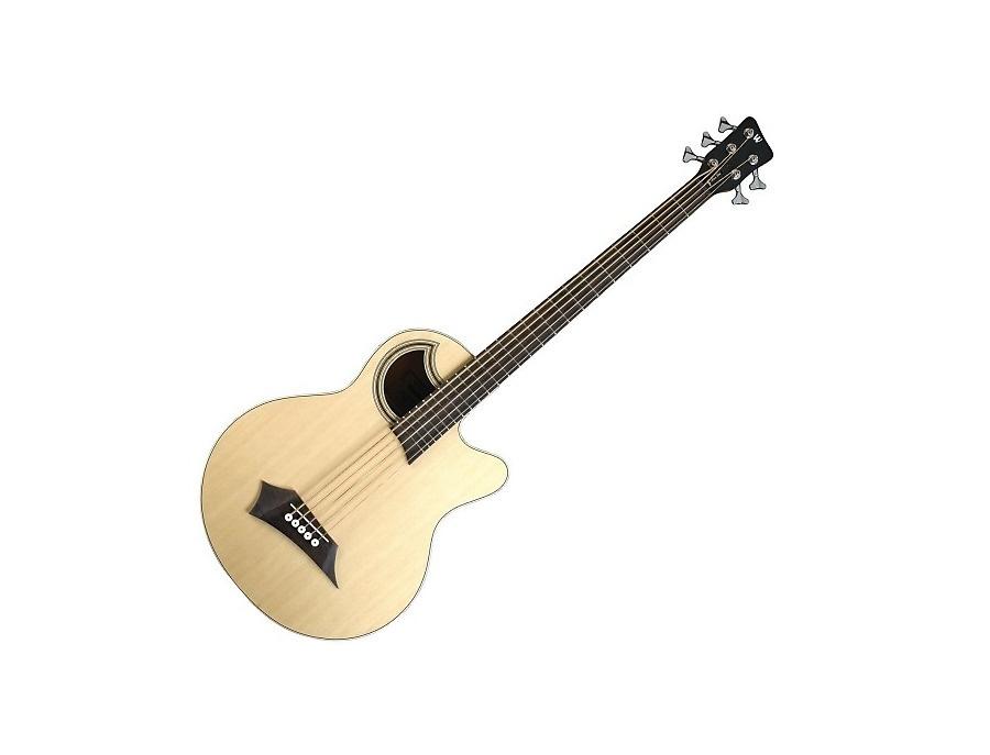 Warwick Alien Fretless Bass