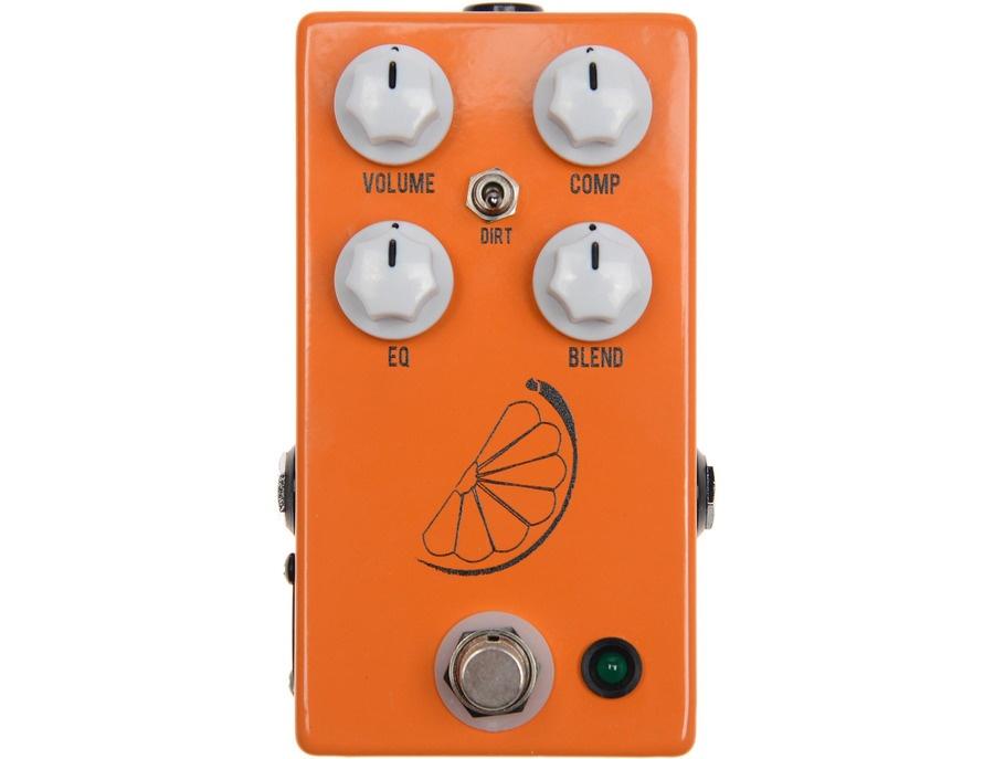 Jhs pedals pulp n peel compressor v4 xl