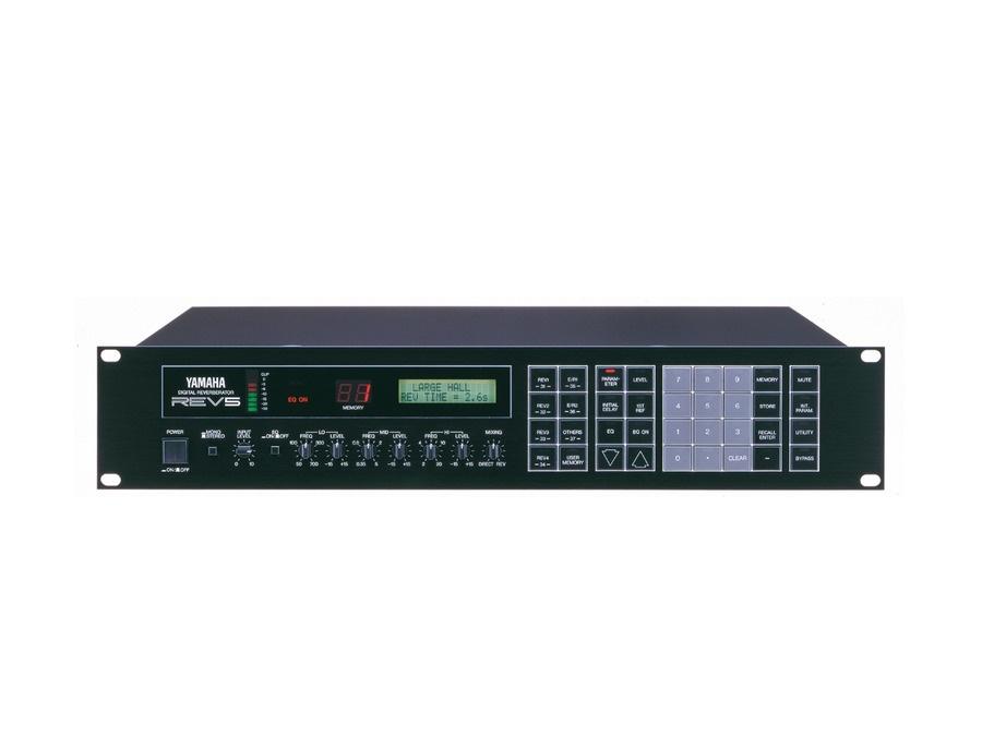 Yamaha REV5 Digital Reverberator