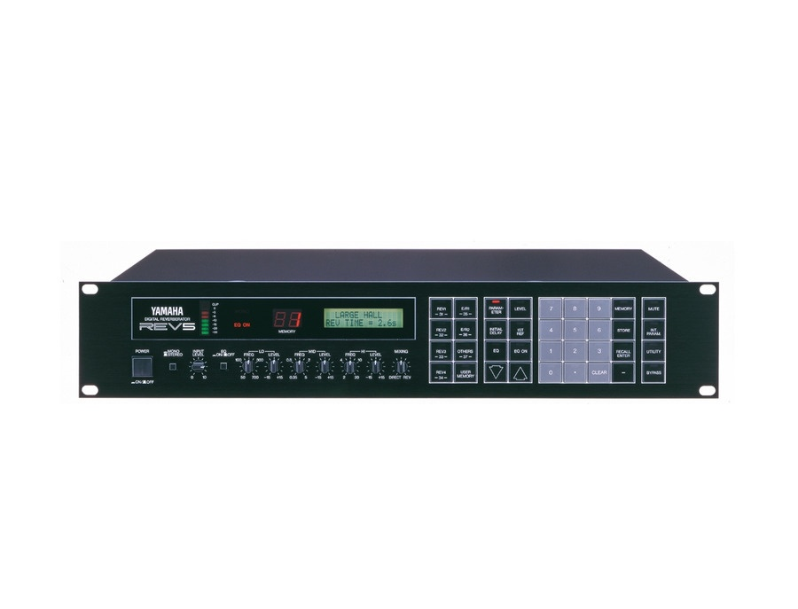 Yamaha REV5 Digital Reverberator