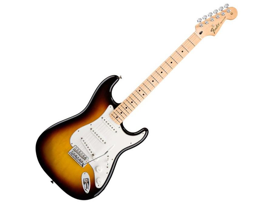 2007 Fender Standard Stratocaster - Sunburst