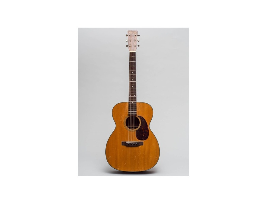 John Mellencamp's 1953 Martin Guitar 000-18