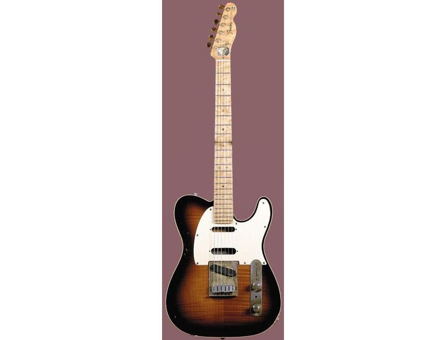 1989 Fender Telecaster 40th Anniversary
