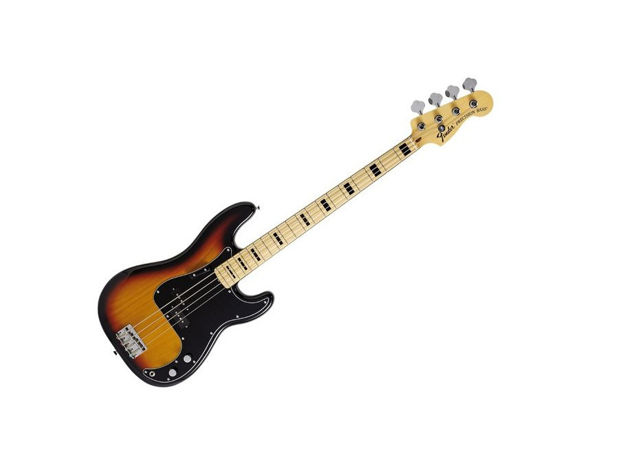 Fender '77 Precision Bass Guitar