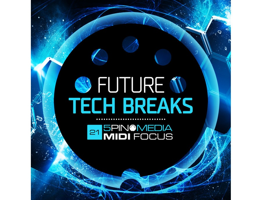 5Pin Media MIDI Focus - Future Tech Breaks