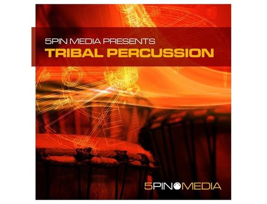 5Pin Media Tribal Percussion