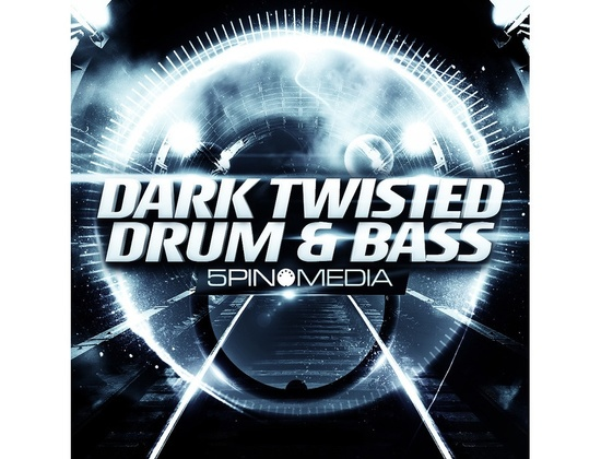 5Pin Media Dark Twisted Drum & Bass Ft. Histibe