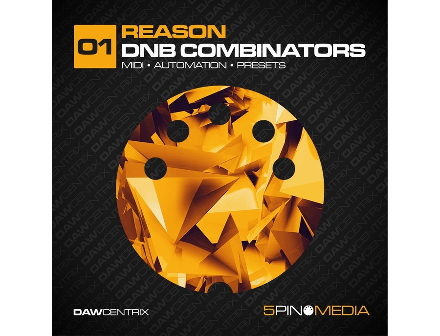 5Pin Media DAWcentrix - Reason DnB Combinators