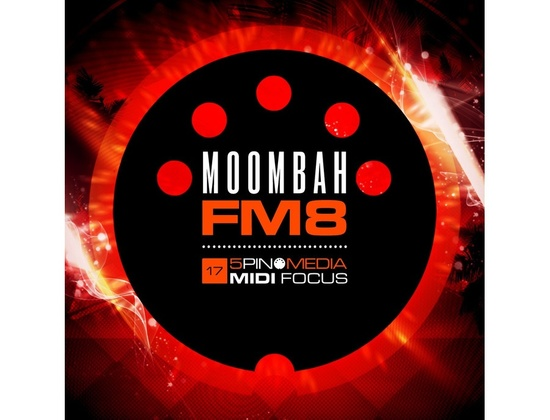 5Pin Media MIDI Focus - Moombah FM8