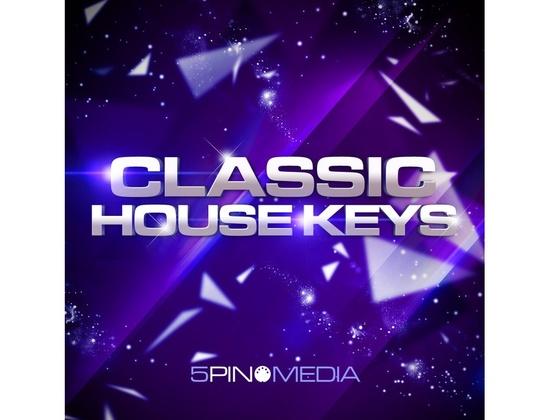 5Pin Media Classic House Keys