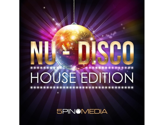 5Pin Media Nu-Disco House Edition