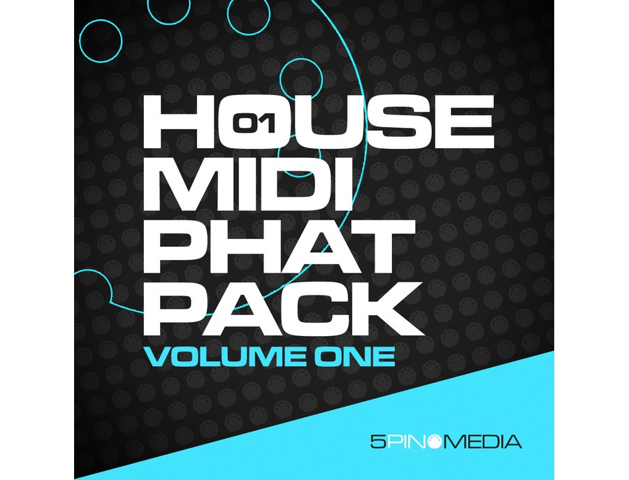 5Pin Media House MIDI Phat Pack Vol. 1