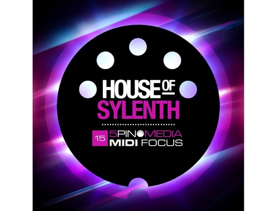 5Pin Media MIDI Focus - House of Sylenth