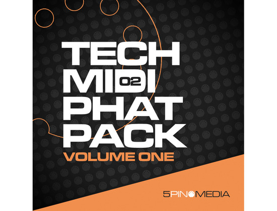 5Pin Media Tech MIDI Phat Pack Vol. 1