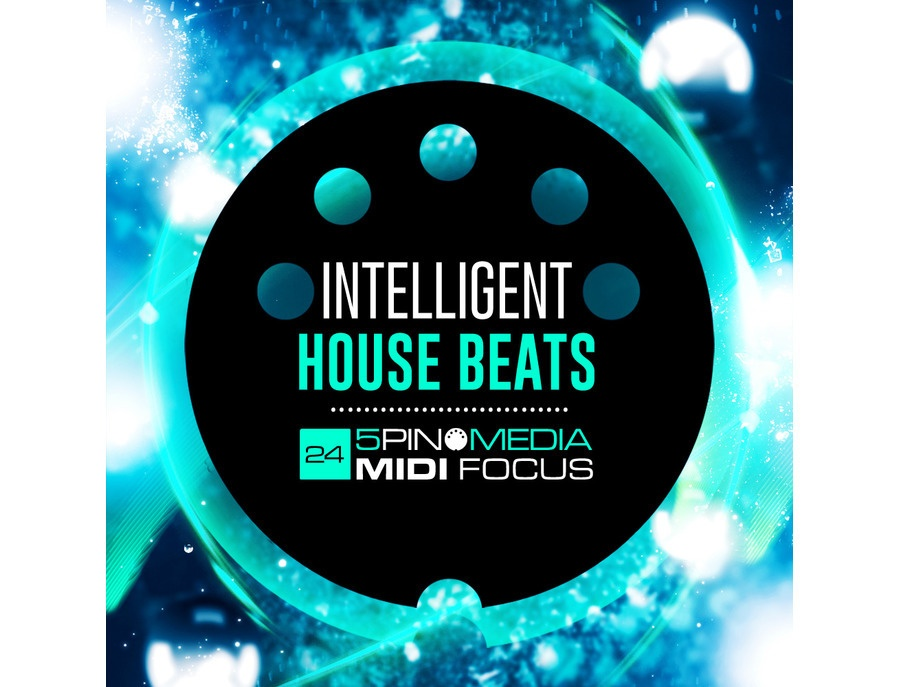 5Pin Media MIDI Focus - Intelligent House Beats